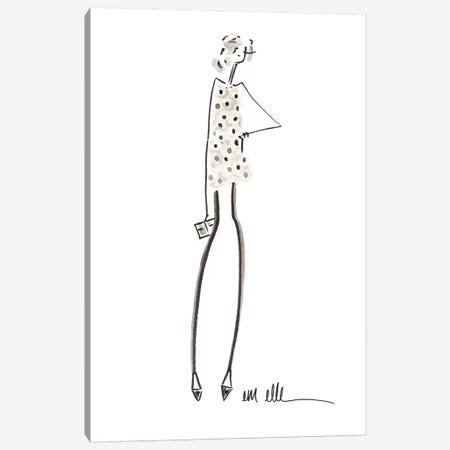 Waiting Canvas Print #MLE28} by Em Elle Canvas Print