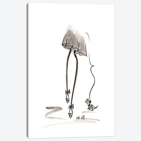 A Stroll On Greene Canvas Print #MLE2} by Em Elle Canvas Art Print
