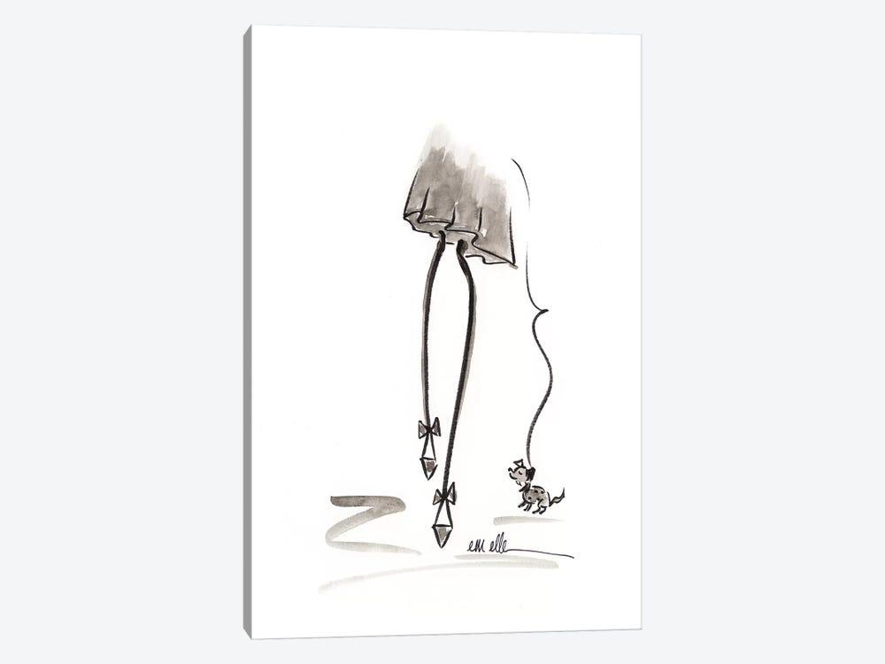 A Stroll On Greene by Em Elle 1-piece Art Print