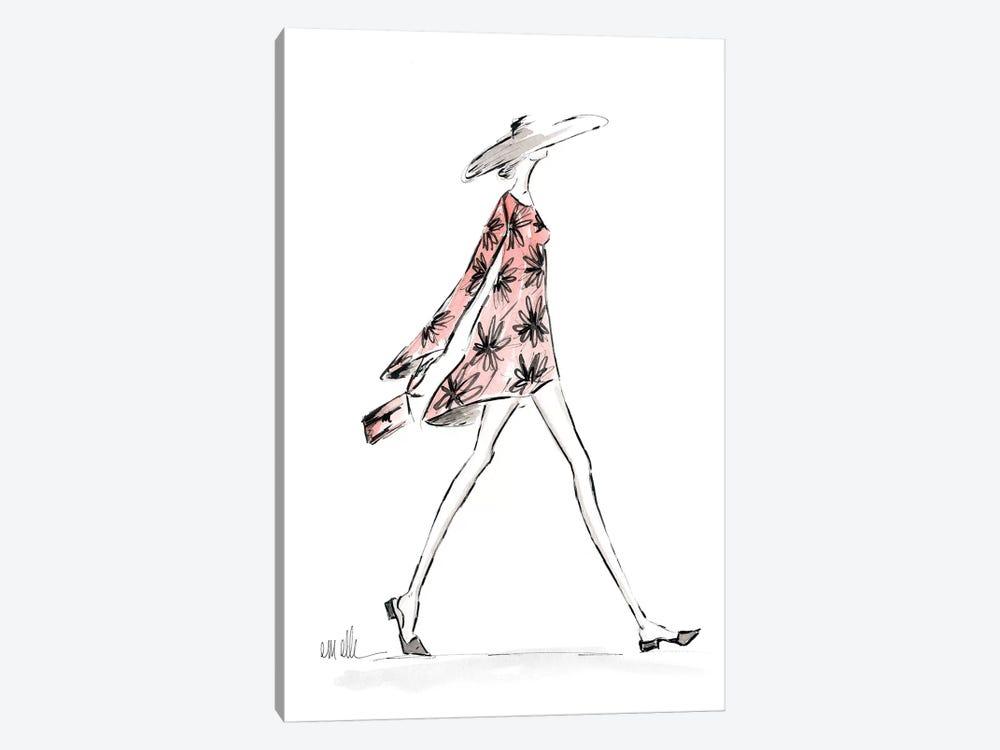 Breezy by Em Elle 1-piece Canvas Wall Art