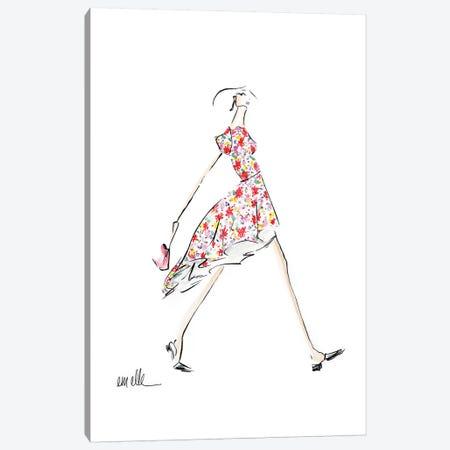 A Bright Day Canvas Print #MLE36} by Em Elle Canvas Art Print