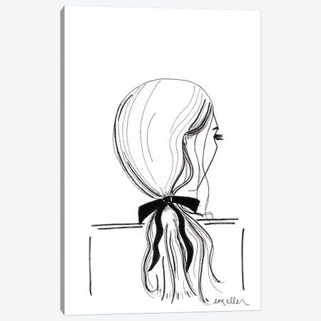 A View Canvas Print #MLE3} by Em Elle Art Print