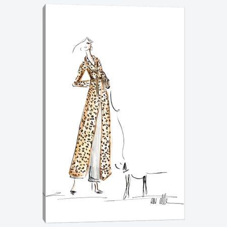 Onto 5th Canvas Print #MLE42} by Em Elle Art Print