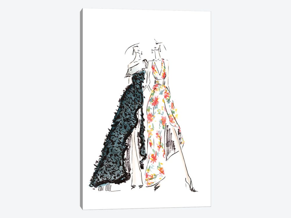 Our Night by Em Elle 1-piece Art Print