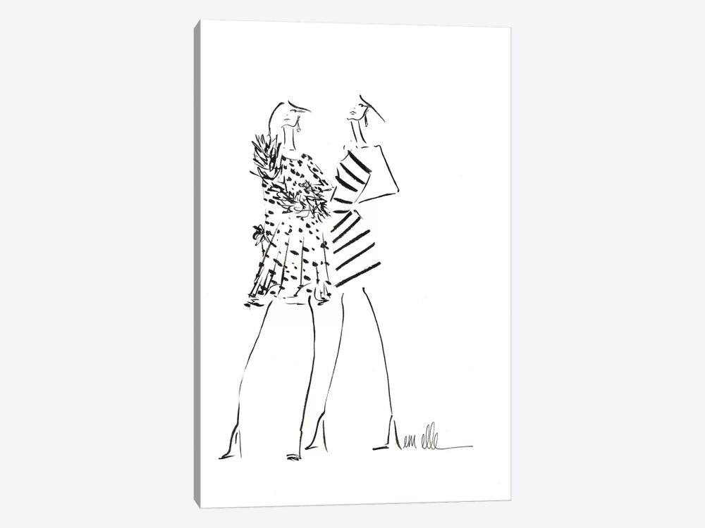 Stand Tall by Em Elle 1-piece Canvas Print