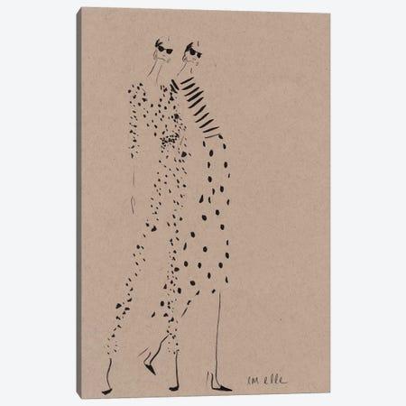 A Hint Canvas Print #MLE48} by Em Elle Art Print