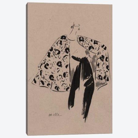 A Little Vintage Canvas Print #MLE49} by Em Elle Canvas Print