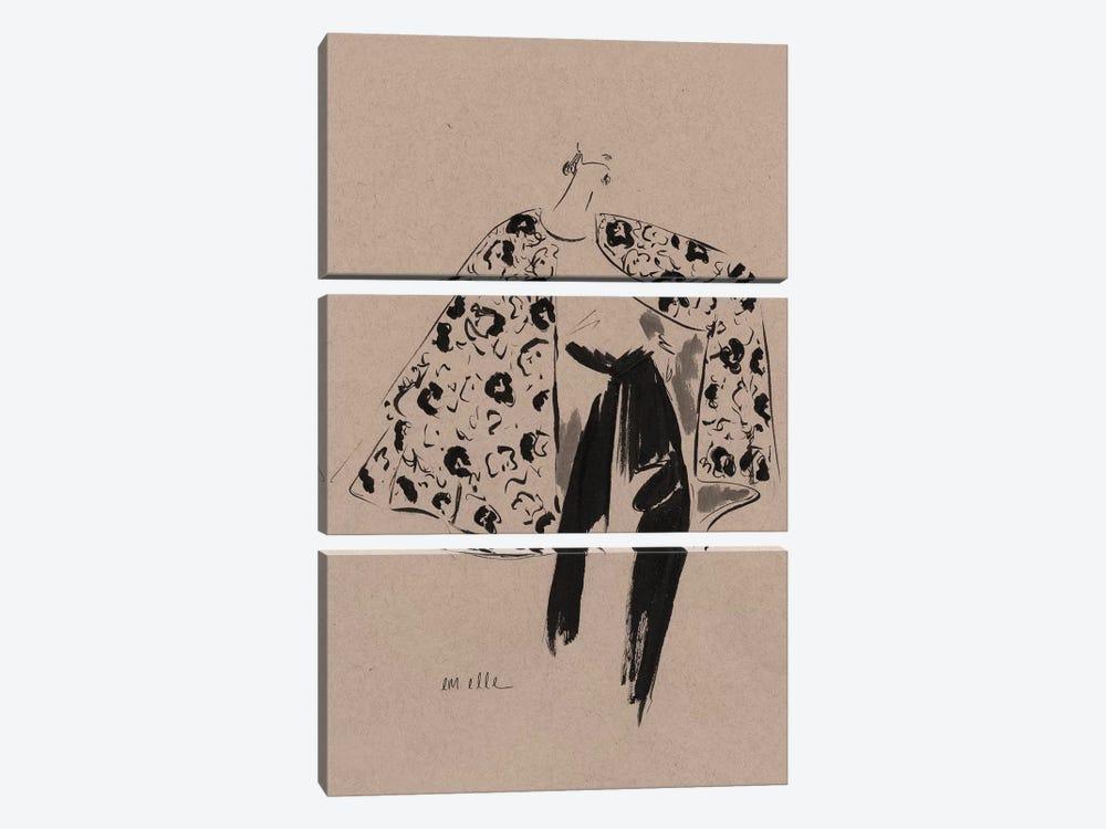 A Little Vintage by Em Elle 3-piece Art Print