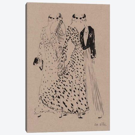 In September Canvas Print #MLE54} by Em Elle Canvas Art Print
