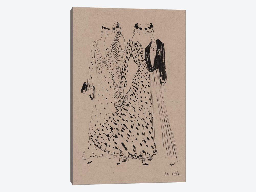 In September by Em Elle 1-piece Canvas Print