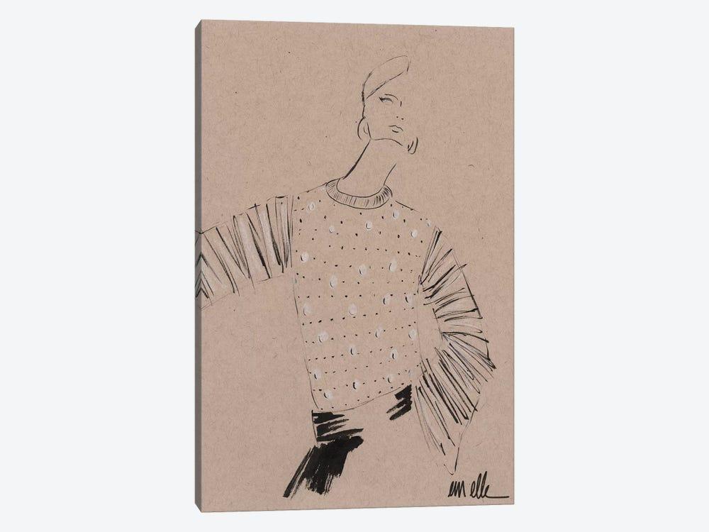 Remember by Em Elle 1-piece Canvas Artwork