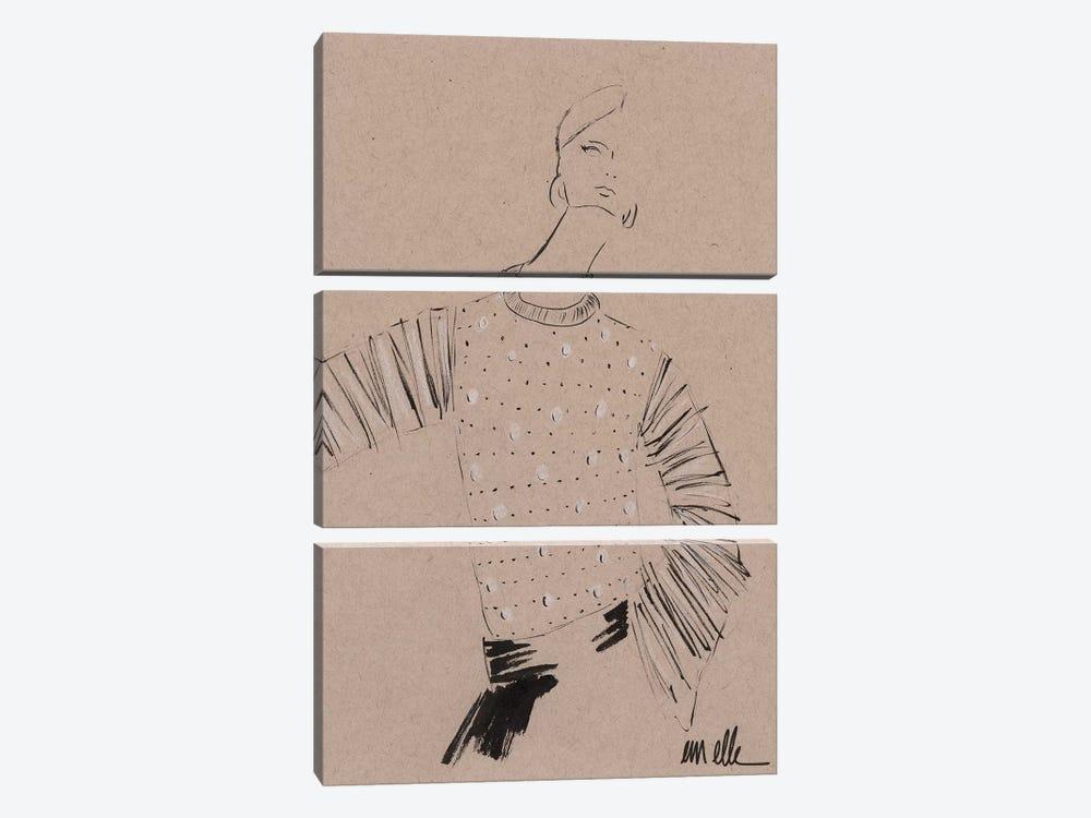 Remember by Em Elle 3-piece Canvas Wall Art