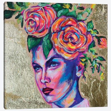 Hera Canvas Print #MLG12} by Michelle Green Canvas Art