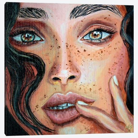 Summer Canvas Print #MLG31} by Michelle Green Canvas Art