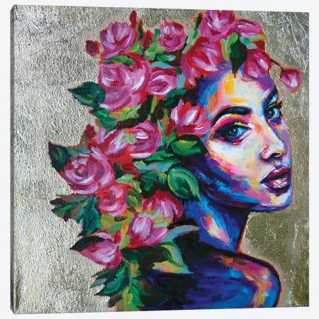 Stella Canvas Print #MLG41} by Michelle Green Canvas Art Print