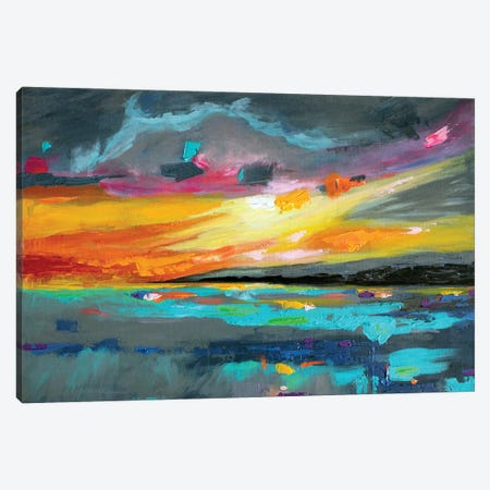 Creative Limits Canvas Print #MLG4} by Michelle Green Canvas Wall Art
