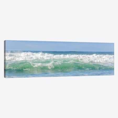 Wave Song Canvas Print #MLM13} by Melissa Mcclain Canvas Artwork