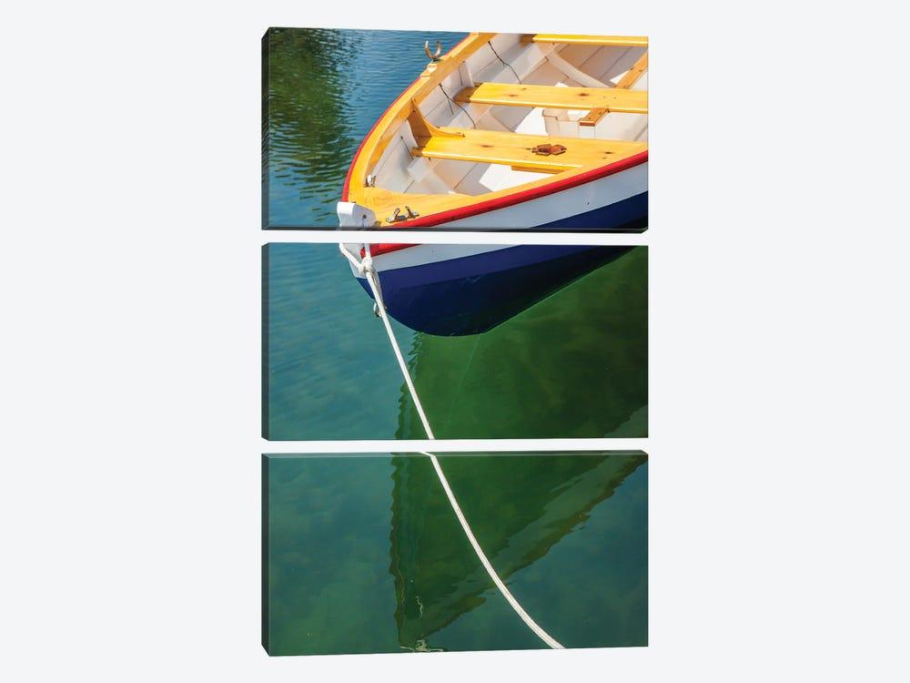 Harbor by Melissa Mcclain 3-piece Art Print