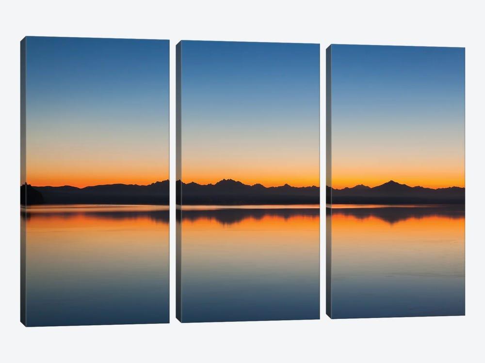 Reflections by Melissa Mcclain 3-piece Canvas Art Print