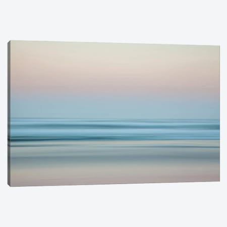 Sandy Shores Canvas Print #MLM25} by Melissa Mcclain Canvas Art
