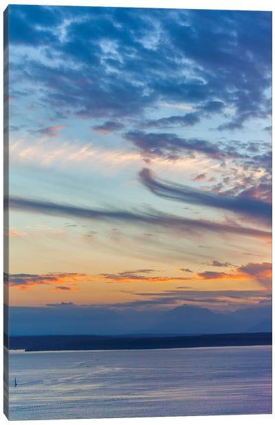 Cloud Variations Canvas Art Print