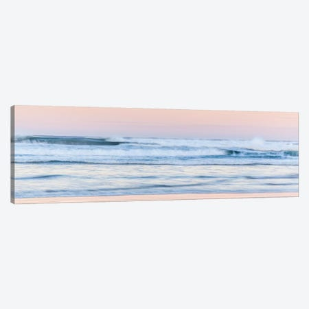 Pastel Tides Canvas Print #MLM7} by Melissa Mcclain Canvas Artwork