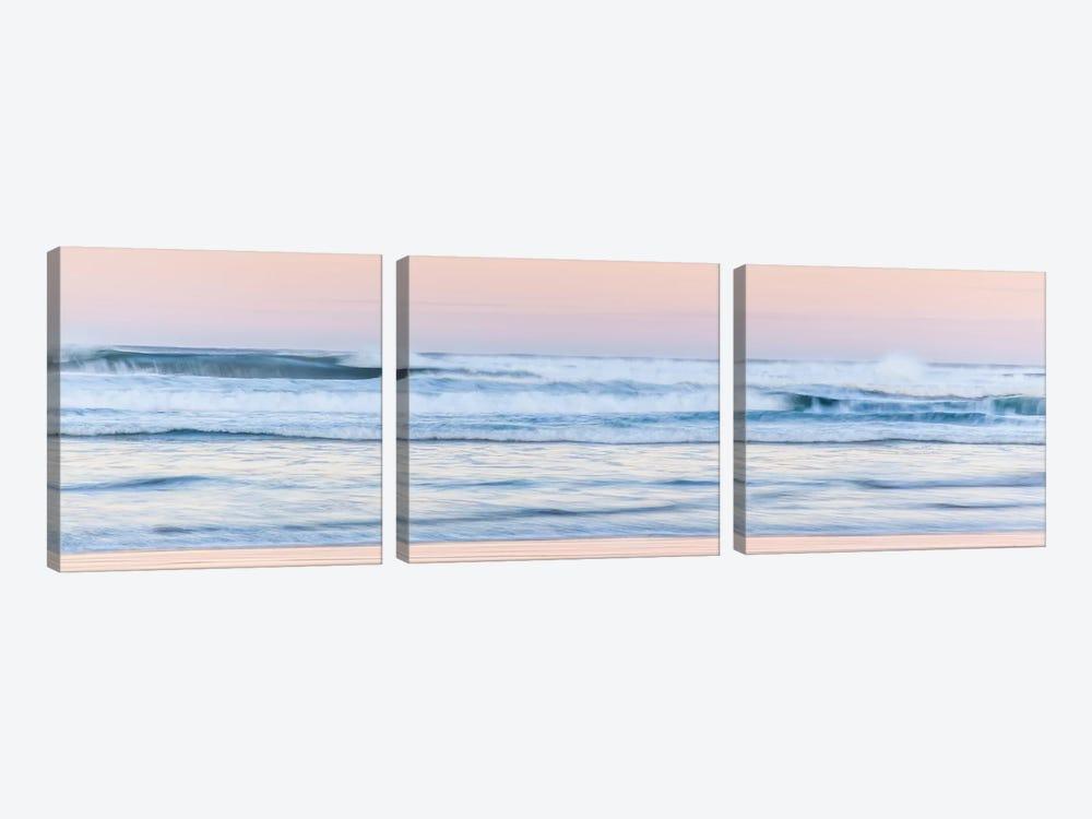 Pastel Tides by Melissa Mcclain 3-piece Canvas Artwork