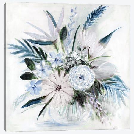Blue Tropicana II Canvas Print #MLN28} by Marilyn Dunlap Canvas Artwork