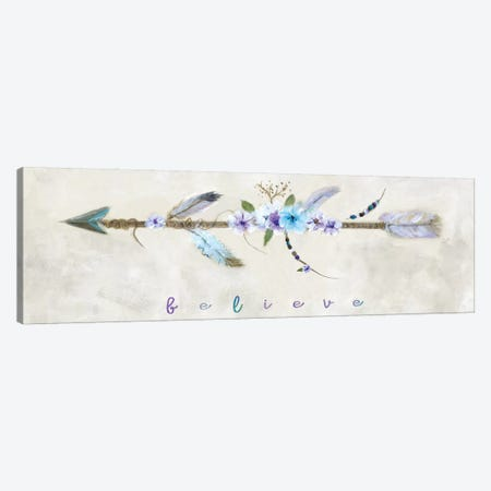 Boho Arrow I 3-Piece Canvas #MLN2} by Marilyn Dunlap Canvas Artwork