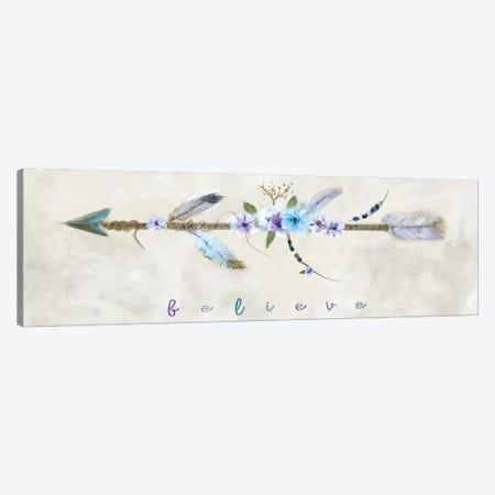 Boho Arrow I Canvas Print #MLN2} by Marilyn Dunlap Canvas Artwork