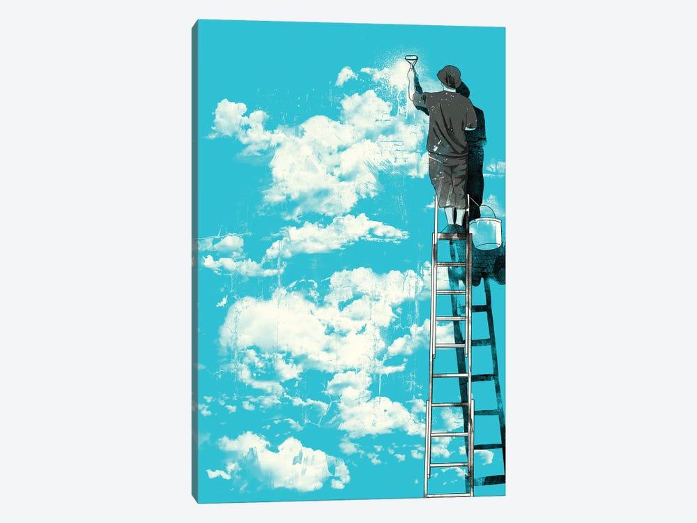 The Optimist by Mathiole 1-piece Canvas Print
