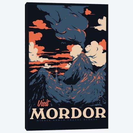 Visit Mordor II Canvas Print #MLO139} by Mathiole Canvas Art