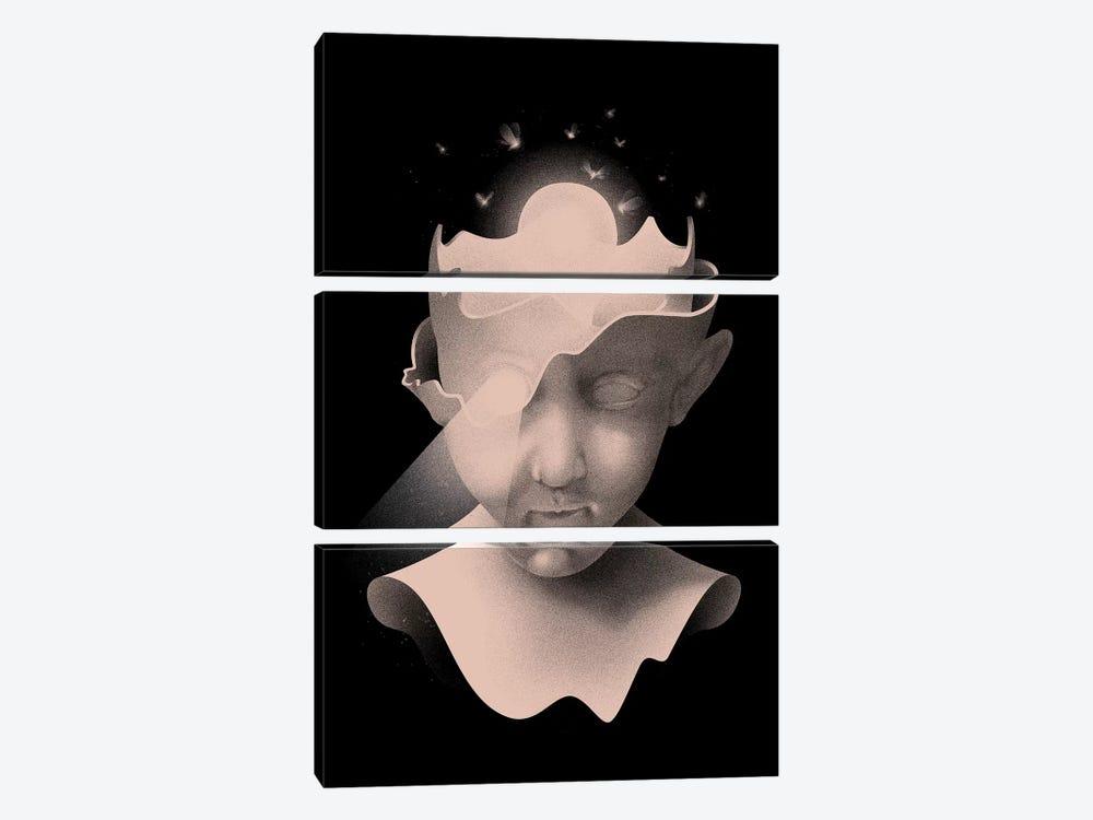 Insight by Mathiole 3-piece Canvas Art Print