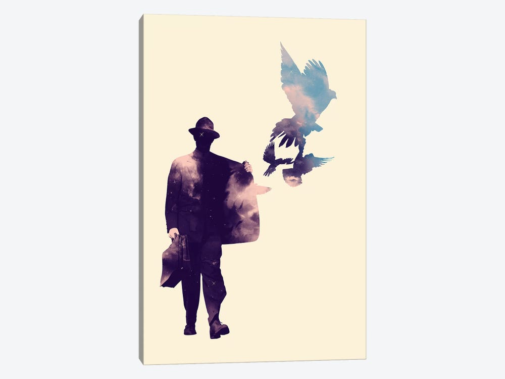 Peacemaker by Mathiole 1-piece Canvas Art