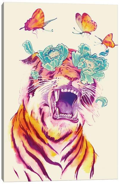 Tropicalia Canvas Art Print