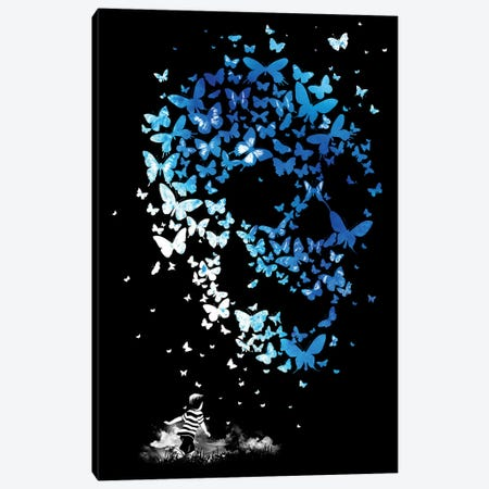 Chaos Theory Canvas Print #MLO5} by Mathiole Canvas Artwork