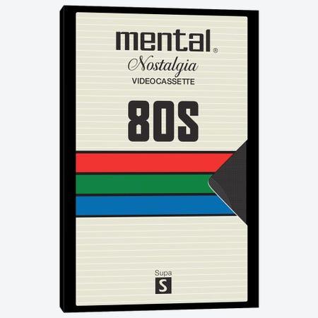 Mental Tape Canvas Print #MLO81} by Mathiole Art Print