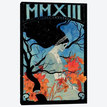 MMXIII Canvas Print #MLO82} by Mathiole Art Print