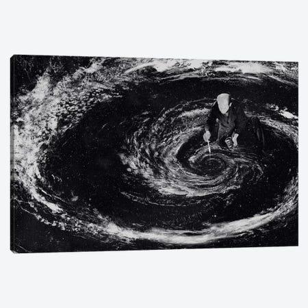 Converge Canvas Print #MLO8} by Mathiole Art Print
