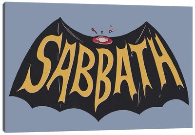 Sabbath Canvas Art Print