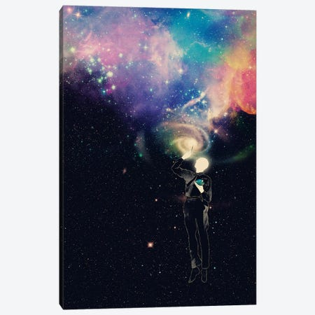 Creator Canvas Print #MLO9} by Mathiole Canvas Print
