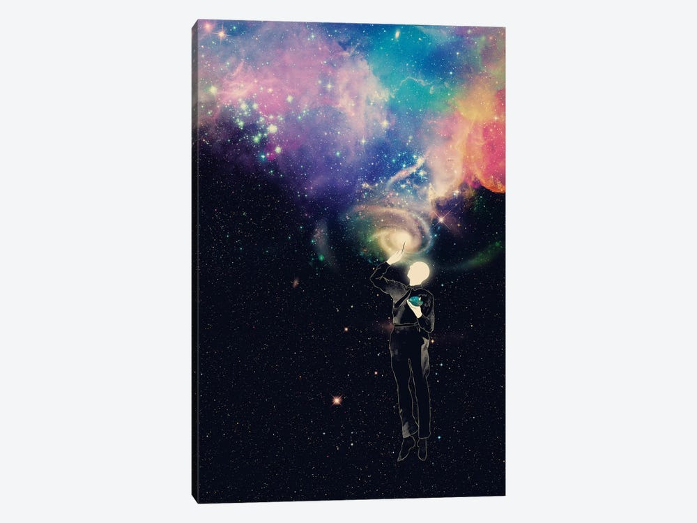 Creator by Mathiole 1-piece Canvas Art