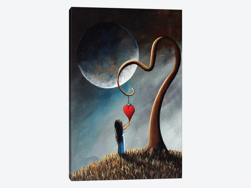 May Contain Traces Of Hope II by Moonlight Art Parlour 1-piece Canvas Artwork