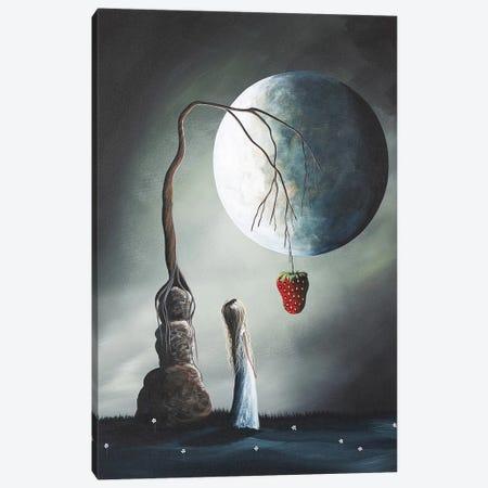 So Tempting Canvas Print #MLP165} by Moonlight Art Parlour Art Print