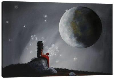 A Time To Dream Canvas Art Print