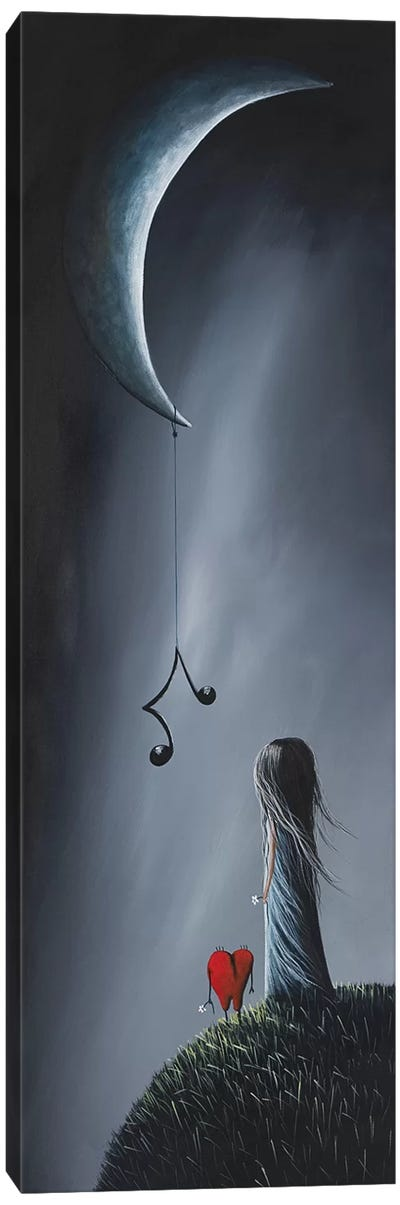 They Feel Your Love Song Canvas Art Print