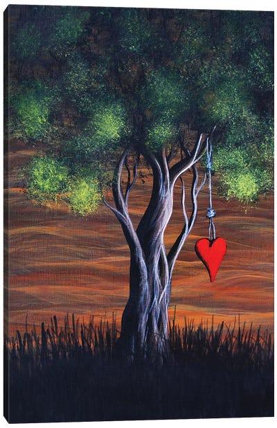 Where Love Grows Canvas Art Print