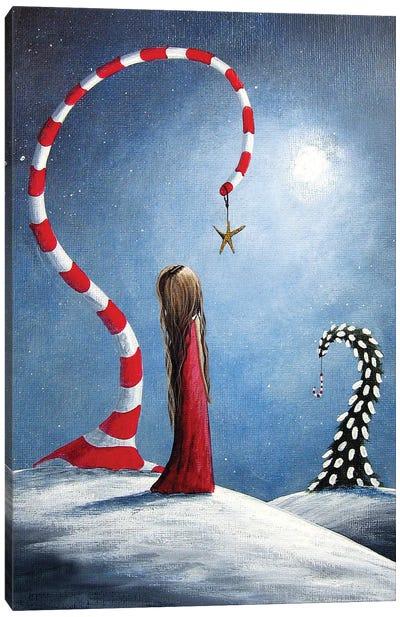 Wishing Star Canvas Art Print