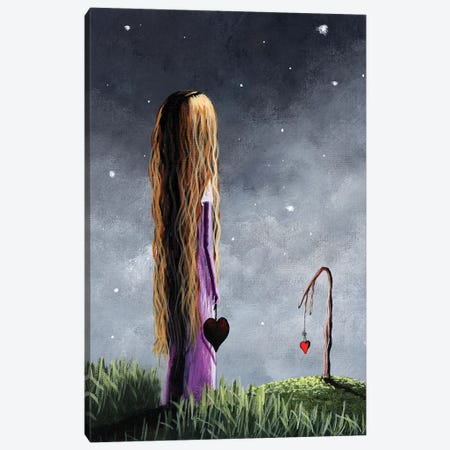 You Will Always Be Remembered Canvas Print #MLP217} by Moonlight Art Parlour Canvas Art Print