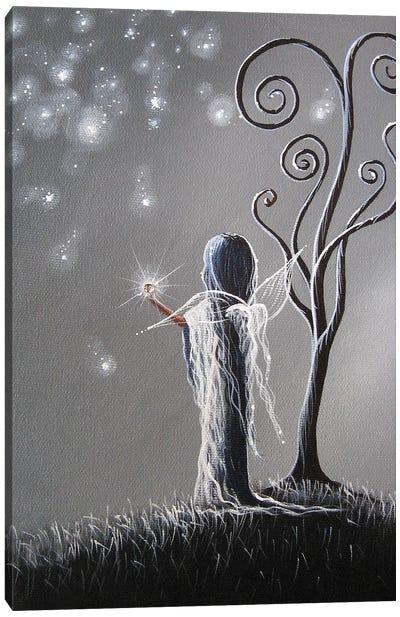 Diamond Fairy Canvas Art Print